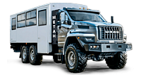 Урал CNG Вахта